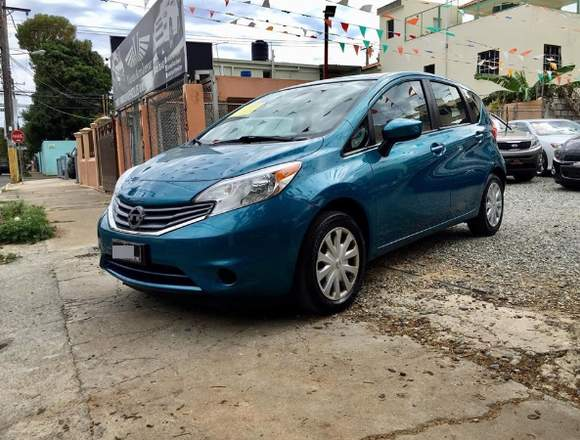 Nissan Versa Note SV 2015, clean