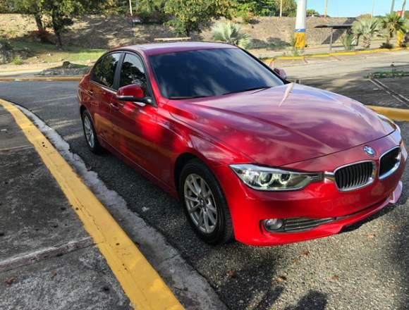 BMW 316 2014, como nuevo