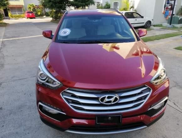 Hyundai Santa Fe Sport 2017, nitida