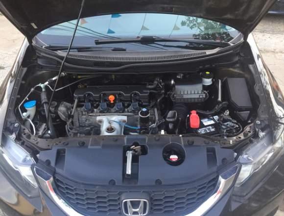 Honda Civic LX 2013, clean carfax