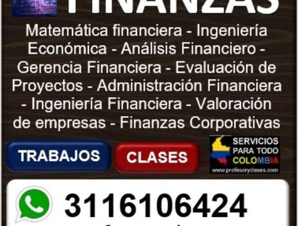 Profesor particular Contabilidad Medellin clases