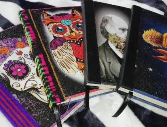 Libretas Artesanales Libre R Arte