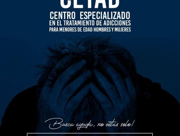 CENTRO DE REHABILITACIÓN DROGAS ALCOHOL HOMBRES