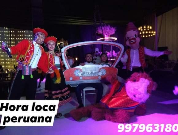 SHOW DE HORA LOCA PERUANA