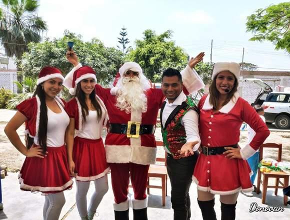 show navideño mago donovan