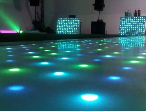Servicio para tu fiesta: Dj, audio, iluminación