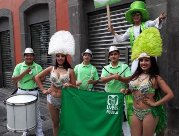 Batucada: Activaciones, inauguración, aniversarios