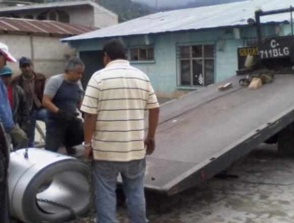 Servicio de Mudanza en Guatemala