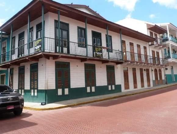 19-3260 AF Se vende bello edif. en Casco Antiguo