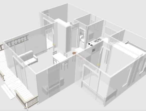 Construir Casa o cabaña en Pucón