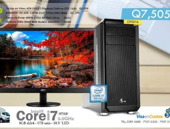 computadoras a precios increíbles y garantía.