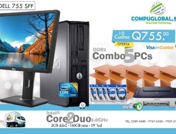 Computadoras garantizadas