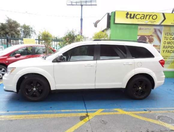 Vendo camioneta Dodge Journey SE 2011