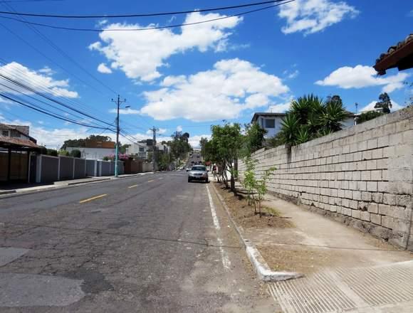 Vendo Terreno en La Primavera, Cumbayá