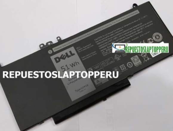 Bateria Dell G5m10 E5450 E5470 E5550 E3450