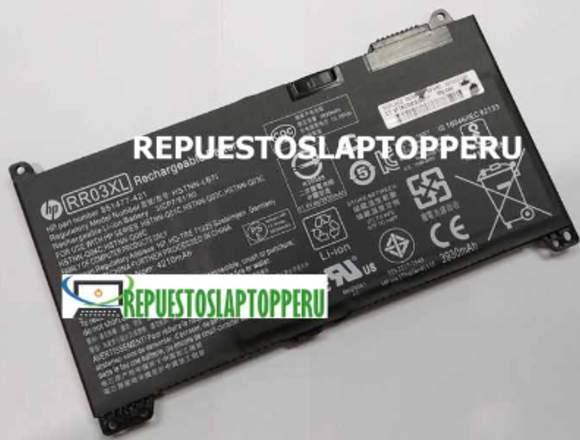 Bateria Hp Rr03xl 450 G4 Hstnn-q02c Original