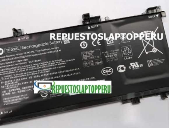 Batería Te03xl Hp Omen 15-ax000/ Hp