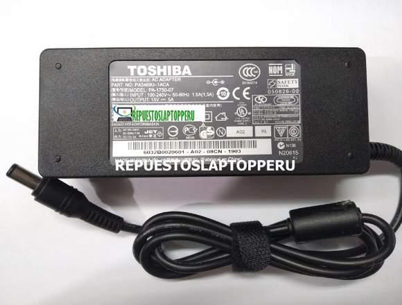 Cargador Toshiba Satellite A55, A100, A105, M100
