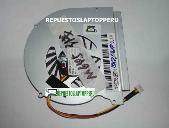 Cooler Toshiba M600 M640 M645 M650 P745 P740