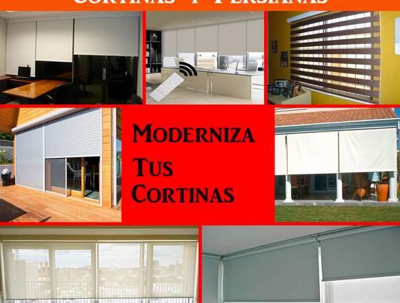 Promocion en Cortinas Roller