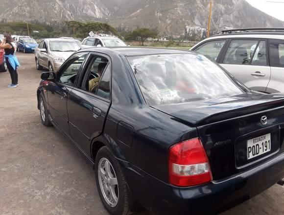 Mazda allegro élite edición especial 2007
