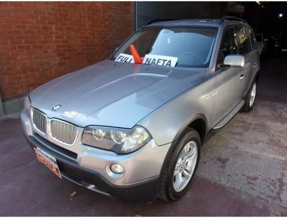 BMW X3 Ejecutive 3.0