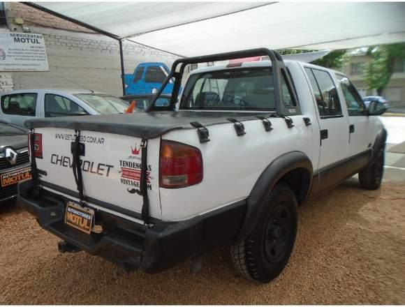 Chevrolet S10 d/cab base 4x2 2.5