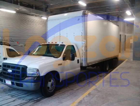 Transportes Logzar nacionales
