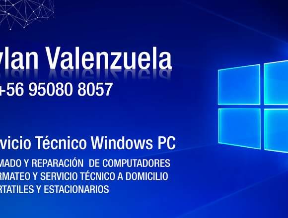 Servicio Tecnico A Domicilio Windows 7/8/10