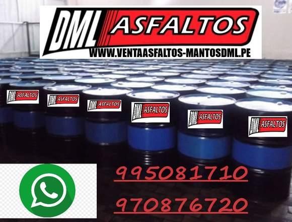 SUPER VENTA DE EMULSION ASFALTICA CATIONCA CSS-1H