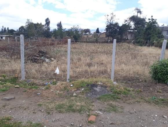 Terreno en Venta Ubicado en Cuendina Amaguaña