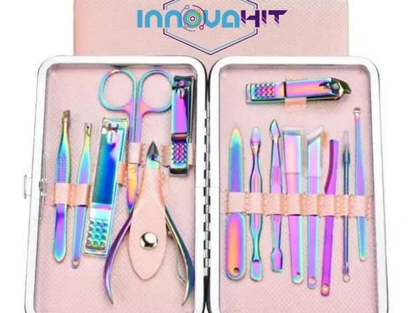 Kit de manicure y pedicure