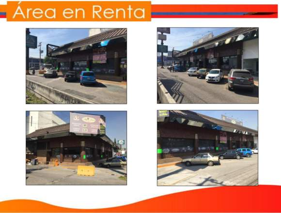 Rento local de 143.74 m2 en Tlalnepantla industria