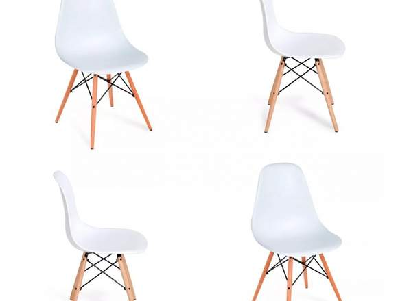 Alquiler de silla Eames sencillas