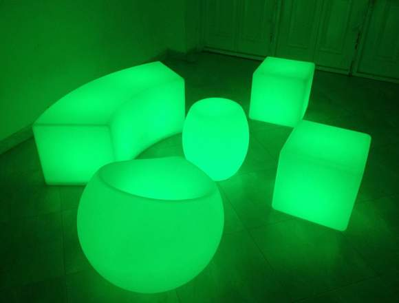 Alquiler de salas LED