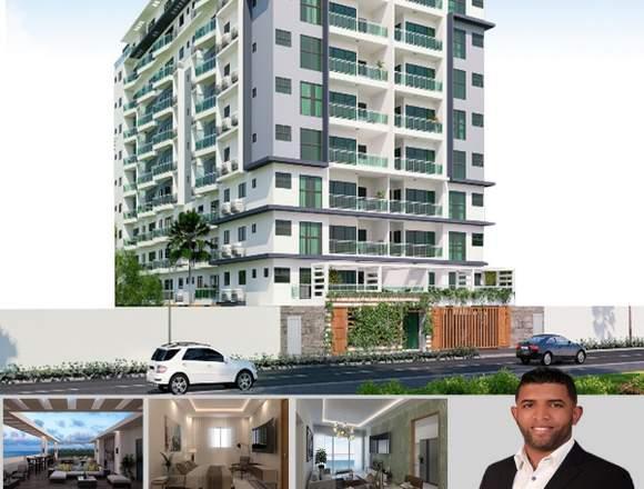 Apartamentos en Santo Domingo Zona Universitaria