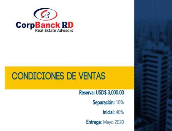 Apartamentos en Bella Vista Santo Domingo