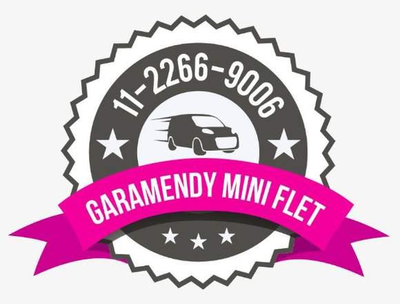Servicio de Mini Flete 24 hs, traslados , repartos