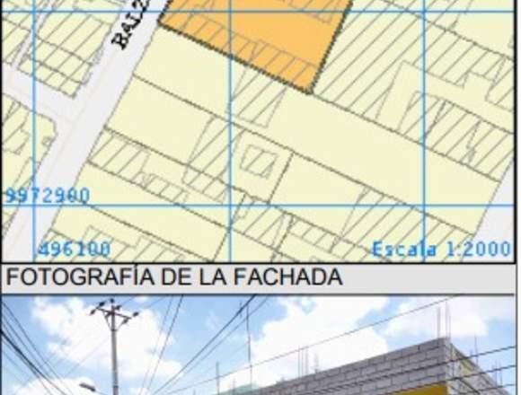 En venta propiedad en La Magdalena sur de Quito