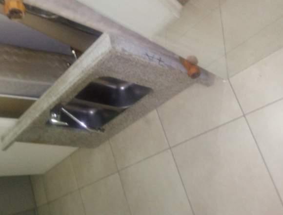 Mesada marmol .lista para instalar