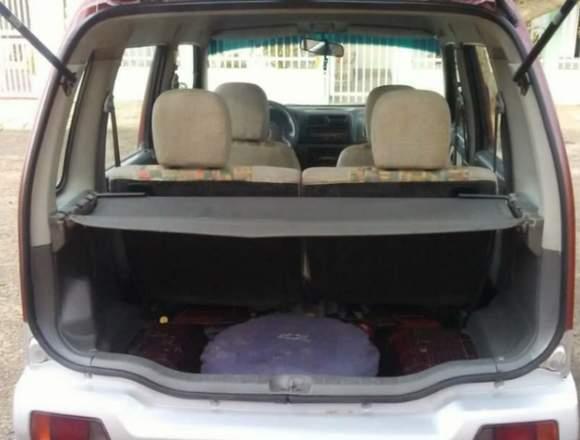 Wagon r automatica con aire acondicionado