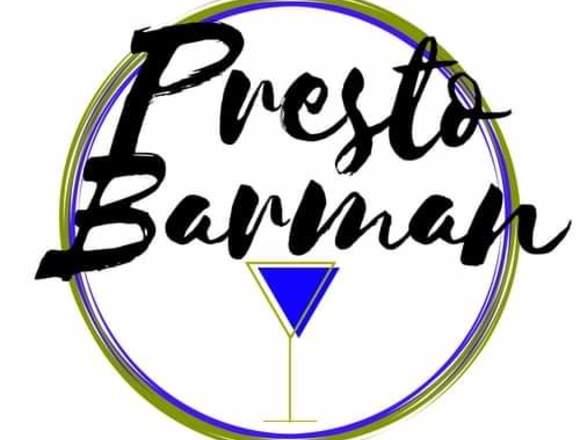 Catering de servicio de Barra, Cocteleria y Mozos