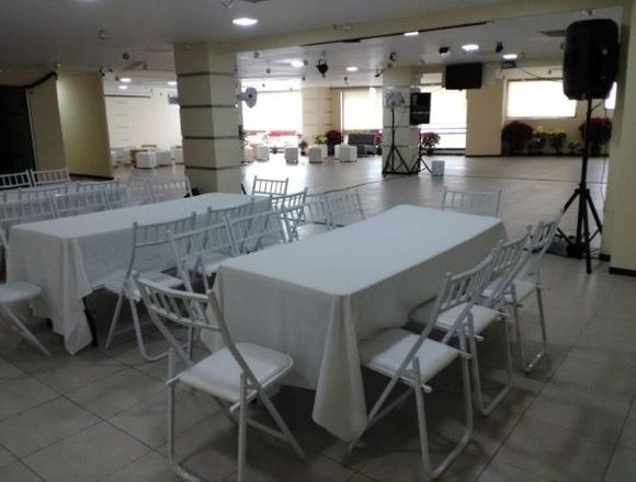 Salón para Eventos de Cualquier Tipo