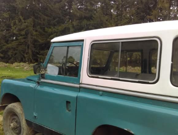Land Rover santana barato