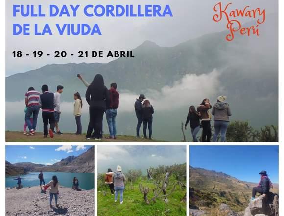 FULL DAY CORDILLERA DE LA VIUDA