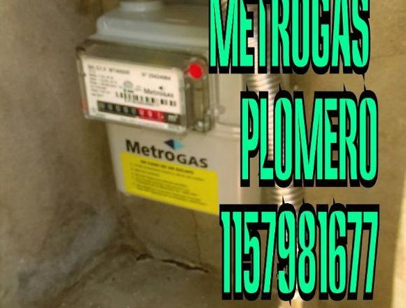 Instalaciones de gas , reparaciones