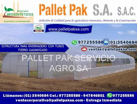 Agrofilm Calibre 6, 8 Y 10 Rollo: 6x50MTS