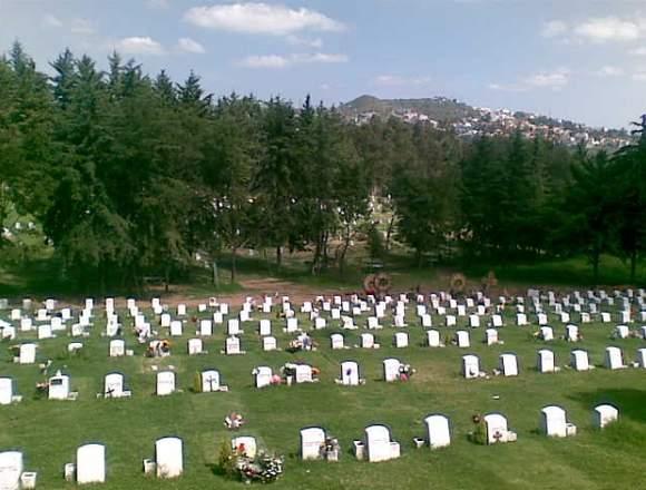 Lote 4 gavetas Cementerio Los Cipreses Edomex