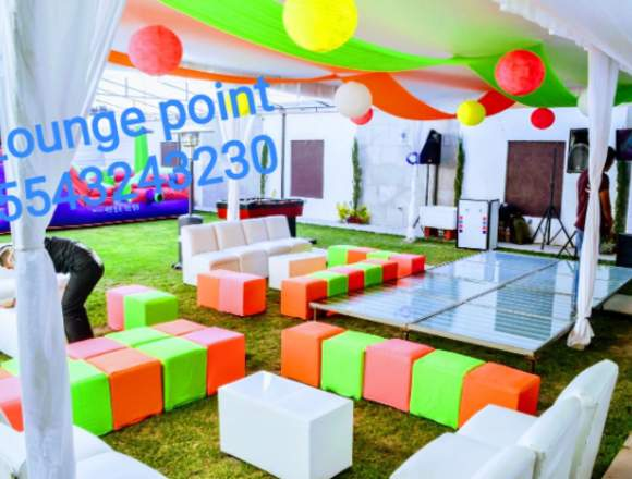 Lounge Point Eventos sociales