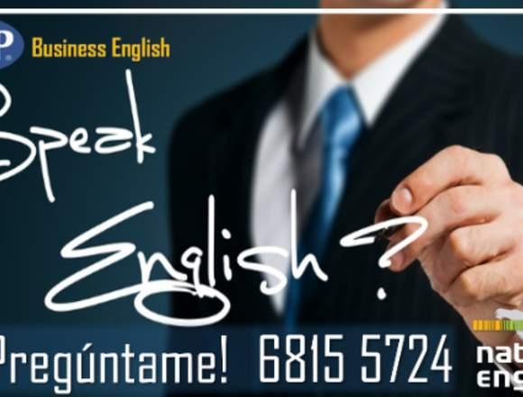 Aprendizaje del Idioma Inglés en 15 meses